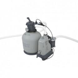 Pompa Con Filtro A Sabbia Con Sistema Eco Ossidazione Elettrocatalitica