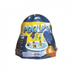 Poolpo 4 In 1 Per Piscine Da 10 A 20m 500 Gr