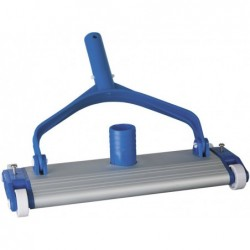 Puliscifondo Per Piscine Gre 40022 Manuale Aluminio