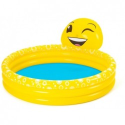 Piscina Gonfiabile Happy Emoji 165x144x69 Cm Bestway 53081