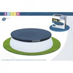 Telo Di Copertura Piscina 457 Cm Intex Easy Set Cod 28023 | Piscinefuoriterraweb