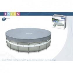 Telo Di Copertura 549 Cm Intex 28041 | Piscinefuoriterraweb