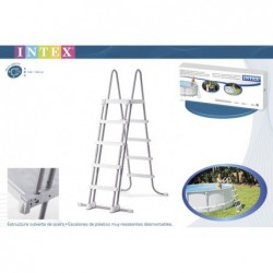 Scaletta 122 132 Cm Intex 28074 | Piscinefuoriterraweb