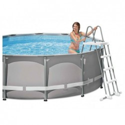 Scaletta Di Sicurezza Intex 28076 Da 122 Cm | Piscinefuoriterraweb