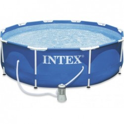Piscina Fuoriterra 305x76 Cm Intex 28202