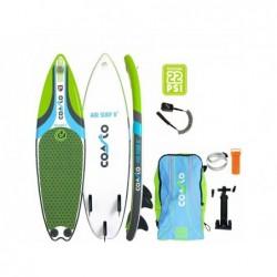 Tavola Stand Up Paddle Surf Coasto Air Surf 6 180x51 Cm. Poolstar Pb-Cairs6b   Piscinefuoriterraweb