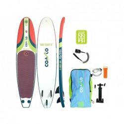 Tavola Stand Up Paddle Surf Coasto Air Surf 8 244x57 Cm. Poolstar Pb-Cairs8a   Piscinefuoriterraweb