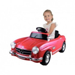 Auto a Batteria 6V Mercedes Radiocomandata | Piscinefuoriterraweb