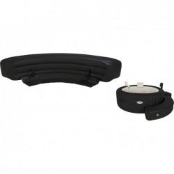 Panca Curva Gonfiabile Per Purespa Intex 28057 Color Caffe | Piscinefuoriterraweb