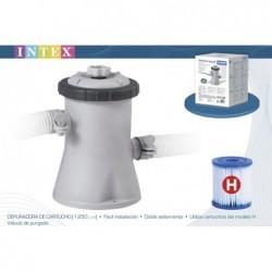 Pompa Filtro Intex 28602 Da 1250 Lh | Piscinefuoriterraweb