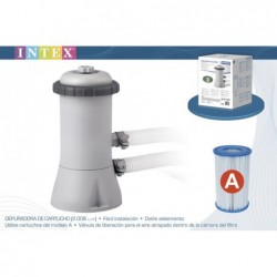 Pompa Filtro Da 2006 Lh Intex 28604