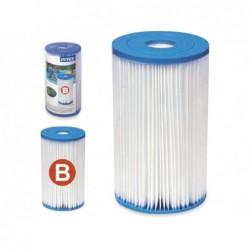 Cartuccia Modello B Intex 29005 Ricambi Per Pompa Filtro   Piscinefuoriterraweb
