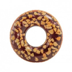 Ciambella Gonfiabile Intex 56262 Da 114 Cm Donut Cioccolato