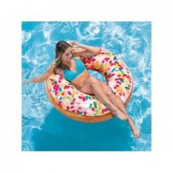 Ciambella Gonfiabile Intex 56263 Da 114 Donut Colorato | Piscinefuoriterraweb
