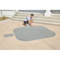 Pavimento Protettore per spa Lay-Z-Spa Bestway 60309 | Piscinefuoriterraweb