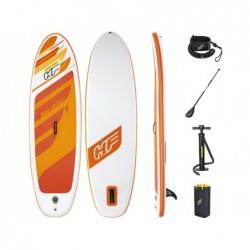 Tavola da Paddle Surf di 274x76x12 cm. Aqua Journey Bestway 65349 | Piscinefuoriterraweb
