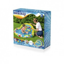 Piscina Gonfiabile per Bambini di 120x117x46 cm. con Giocattoli Bestway 52378 | Piscinefuoriterraweb