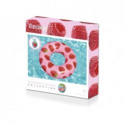 Galleggiante Gonfiabile Profumato di 119 cm. Scentsational Raspberry Bestway 36231 | Piscinefuoriterraweb