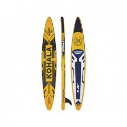 Tavola Paddle da Surf Stand Up Di Kohala Thunder Race 425x66x15 cm. Ociotrends KH42715 | Piscinefuoriterraweb