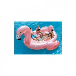 Isola Party Fenicottero Intex 57267 Da 422x373x185 Cm | Piscinefuoriterraweb