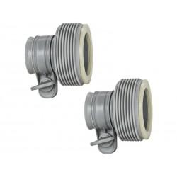 Adaptadores B conexiones de 32 mm para 38 mm de Intex