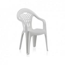 Sedia da giardino Cancun Bianco SP Berner 43027