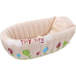 Tiny Tots Baby, vasca da bagno gonfiabile Jilong 17118