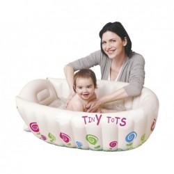 Tiny Tots Baby, vasca da bagno gonfiabile Jilong 17118 | Piscinefuoriterraweb