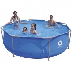 Piscina Smontabile con Filtro 1136 L. 17798EU Super Round Pool Set 300x76 cm. | Piscinefuoriterraweb