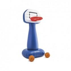 Canestro Da Basket Gonfiabile Con Palloni Intex 57502np Da 104x97x208 Cm