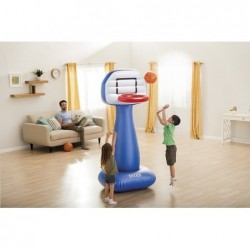 Canestro Da Basket Gonfiabile Con Palloni Intex 57502np Da 104x97x208 Cm | Piscinefuoriterraweb