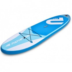 Tavola da Paddle Surf Gonfiabile All Around Multiboard de 315x76x15 cm Pathfinder