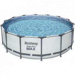 Piscina Fuori terra Steel Pro Max di 427x122 cm. Bestway 5612