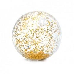 Palla Gonfiabile Grande Con Glitter Colorati Intex 58070 Da 71 Cm