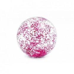 Palla Gonfiabile Grande Con Glitter Colorati Intex 58070 Da 71 Cm | Piscinefuoriterraweb