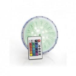 Proiettore Led A Colori Gre Pled1c Con Telecomando