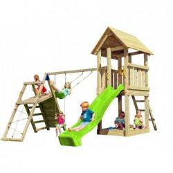Parco Giochi Kiosk Con Altalena Challenger Masgames Ma812101