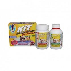 Kit Cloro E Antialghe Per Minipiscine Pqs 1617028