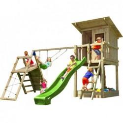 Parco Giochi Con Challenger Beach Hut Masgames Ma812301