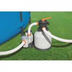 Pompa Di Filtraggio A Sabbia Flowclear 7.571 L/H Bestway 58499 | Piscinefuoriterraweb