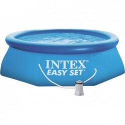 Piscina Fuoriterra 244x76 Cm Intex 28112