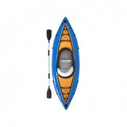 Kayak Gonfiabile 275x81 Cm Hydro Force Cove Champion Bestway 65115
