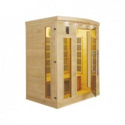 Sauna Infrarossi Apollon Da 3 Piazze 2070 W