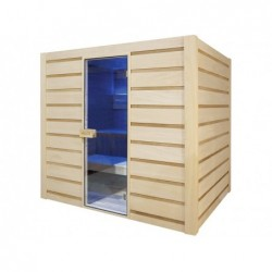 Sauna Vapor Eccolo Da 6 Posti 190 Cm