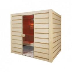 Sauna Vapor Eccolo Da 6 Posti 190 Cm | Piscinefuoriterraweb