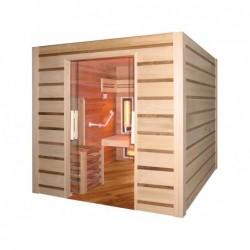 Sauna Hybrid De Movilidad Reducida Da 4 Persone 190 Cm
