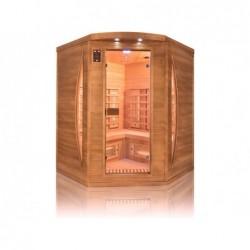 Sauna Infrarossi Spectra Angular Da 3 Posti 200 Cm