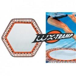 Jumping Acqua Per Piscina Esagonale Wx-Tramp Premium 34x112x112 Cm. Poolstar Wx-Tr3-Hexa | Piscinefuoriterraweb