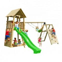 Parco Giochi Con Challenger Belvedere Xl Masgames Ma822401