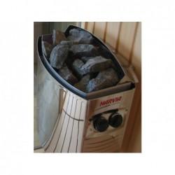 Stufa Elettrica Vega Da 6 Kw Per Saune | Piscinefuoriterraweb